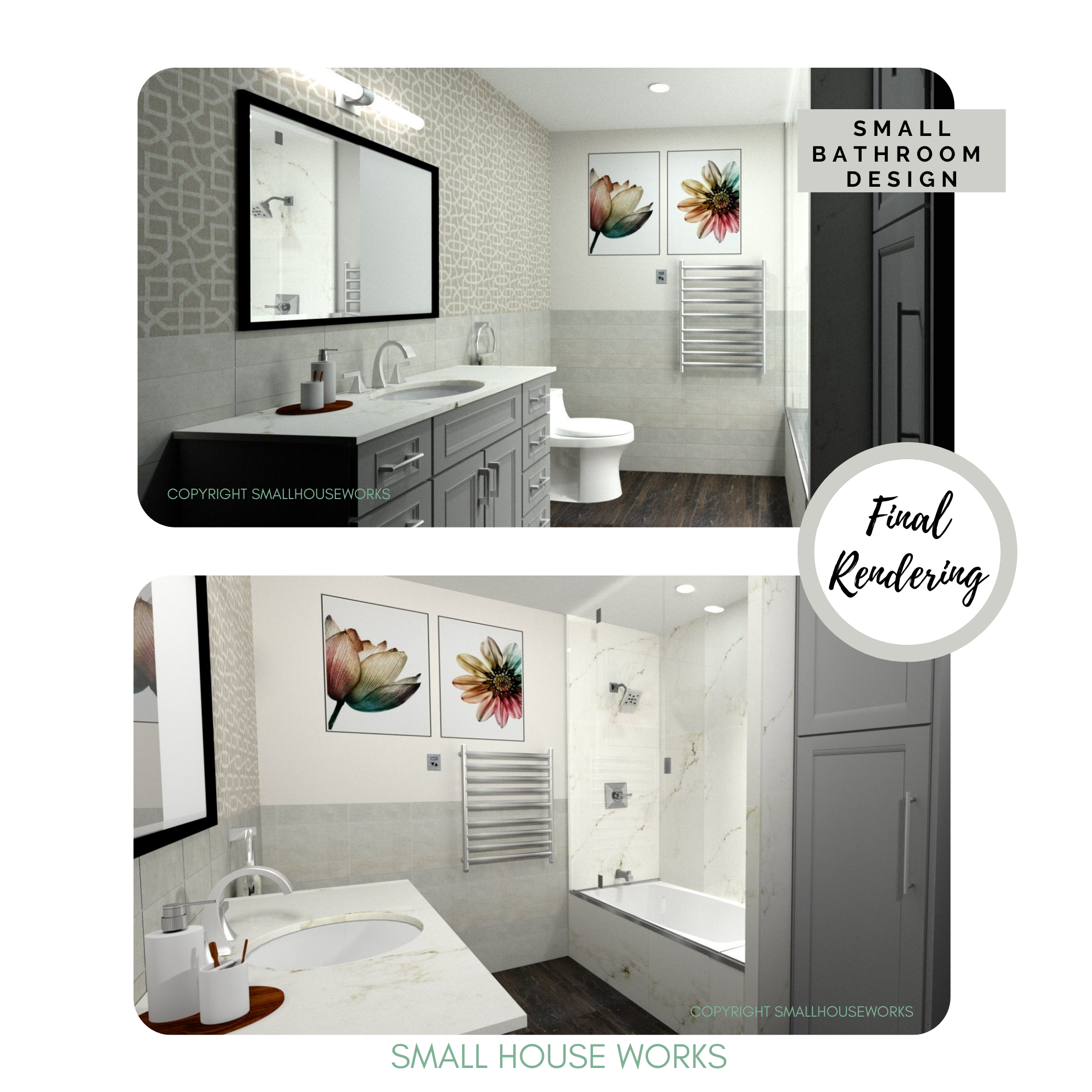 AFTER-SMALL BATHROOM