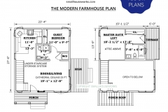 DESIGN 1 FLOOR PLANS