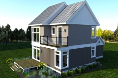 TERRACE-VIEW-DESIGN-2- THE MODERN FARMHOUSE DESIGN